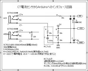 Arduino_CTインタフェース