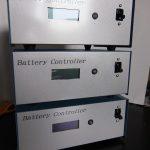 オフグリッド直流電力システム評価(3) インテリジェントバッテリコントローラの製造