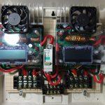オフグリッド電力システムの導入(5) インテリジェントバッテリコントローラの製造
