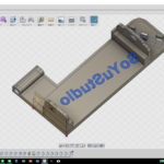 CNCフライス盤(3) 正確な原点出しの方法